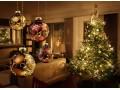 Żywa choinka na święta Bożego Narodzenia  - święta bożego narodzenia;żywa choinka;jodła;świerk pospolity;jemioła;magia świąt;
