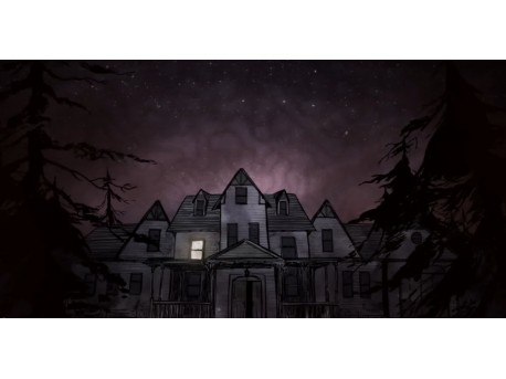 "Screen z gry ""Gone Home"" (źródło: youtube.com)"