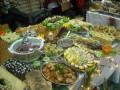 Smak wigilijnych potraw - Wigilia;potrawy;ciasta;grzyby;karp;placuszki;roladki;smak;stół