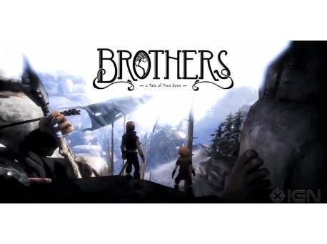 "Screen z gry ""Brothers: A Tale of Two Sons"" (źródło: youtube.com)"