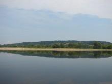 Widok na Zawiśle we Włocławku
