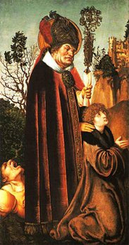 Biskup Walenty (źródło: wikimedia.org)