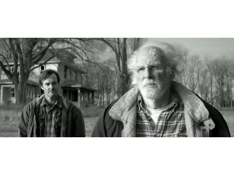 """Kadr z filmu """"Nebraska"""" (źródło: www.youtube.com)"""