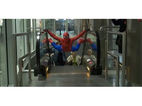 Polski Spiderman (źródło: youtube.com)