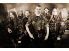 Grupa Sabaton i jej hołd dla bohaterów II wojny światowej - muzyka;metal;rock;Sabaton;II wojna światowa;Szwecja