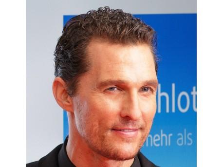 Matthew McConaughey (źródło: wikimedia.org) http://www.flickr.com/photos/93015232@N04/  avd-foto