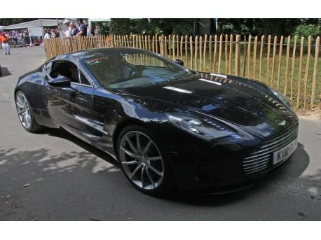 Aston Martin One-77 (źródło: wikipedia.org)