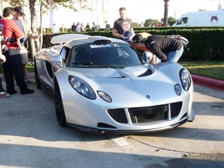 Hennessey Venom GT (źródło: wikipedia.org)