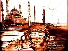 Sand Art - sztuka rysowania piaskiem - piasek;piaskiem;sztuka;rysowania;tworzenia;Kitaro;Vangelis;Ilana Yahav;Joe Castillo;Ferenc Cakó;Kseniya Simonova