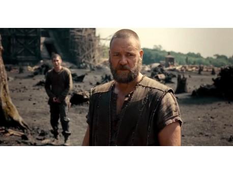 """Kadr z filmu """"Noe: Wybrany przez Boga"""" (źródło: youtube.com)"""