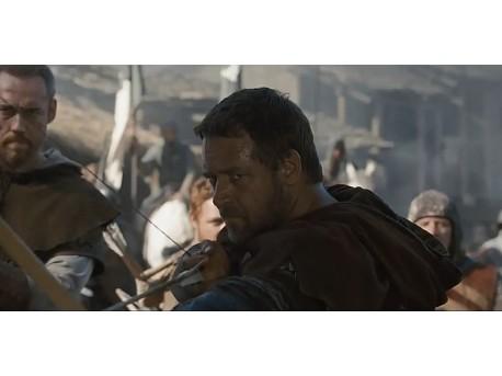Russel Crowe jako Robin Hood (źródło: youtube.com)