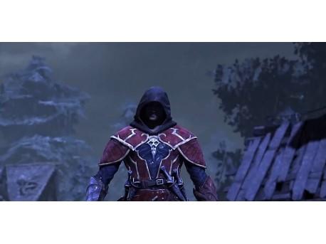 """Screen z gry """"""""Castlevania: Lords of Shadow""""  (źródło: youtube.com)"""