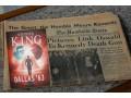"""""""Dallas '63"""" – Zmienić przeszłość - Dallas 63;recenzja;Stephen King;Jake Epping;fantastyka;podróż;czas;zamach;sensacja;prezydent;JFK;Kennedy"""
