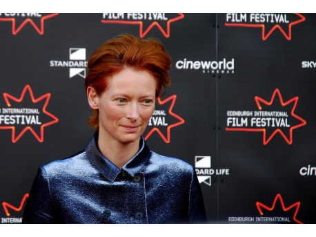 Tilda Swinton https://www.flickr.com/photos/strevs Strevs