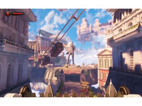 """Screen z gry """"BioShock Infinite""""  https://www.flickr.com/photos/stringanomaly"""