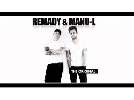 """Okładka albumu pt. """"The Original"""" z remixami największych przebojów (źródło: youtube.com)"""