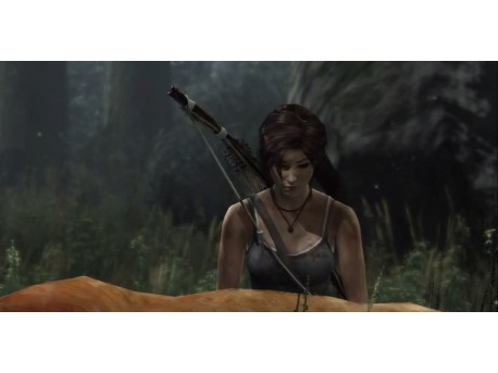 "Screen z gry ""Tomb Raider"" (źródło: youtube.com)"
