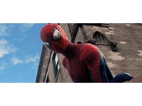 """Kadr z filmu """"Niesamowity Spider-Man 2"""" (źródło: youtube.com)"""