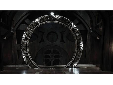 """wrota kosmitów (z filmu """"StarGate"""")  źródło: flickr.com"""
