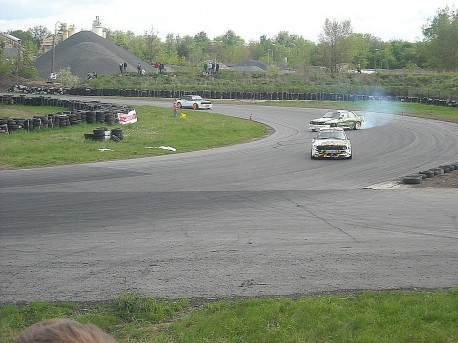 Drift Open (fot. Przemysław Jankowski)