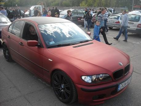 Auto jak marzenie (fot. Przemysław Jankowski)