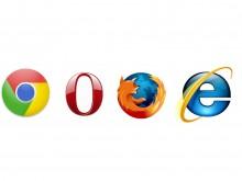 Najpopularniejsze przeglądarki internetowe 2014 roku - google chrome;firefox;opera;przeglądarka internetowa;2014