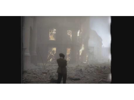 """Kadr z filmu """"Powstanie Warszawskie"""" (źródło: youtube)"""