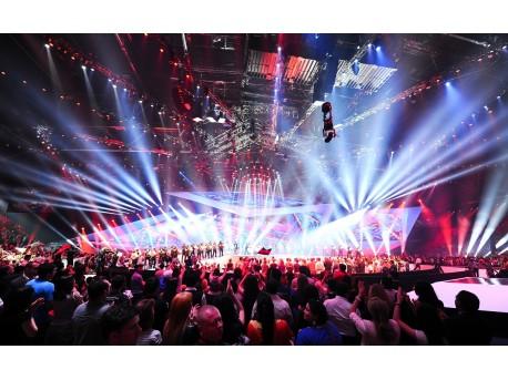 Scena Eurowizji (źródło: wikimedia.org)