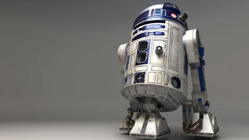 R2-D2 (źródło: www.vimeo.com)