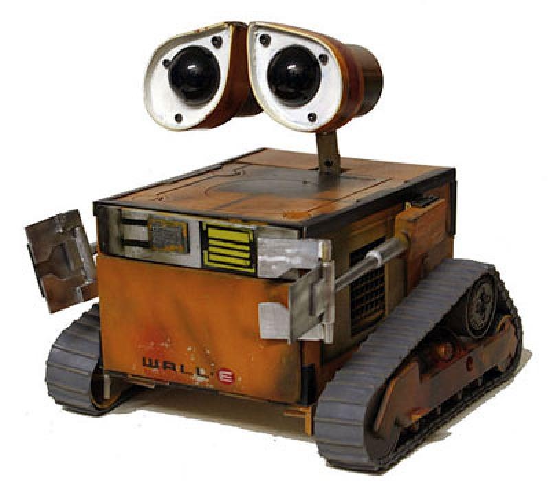 WALL-E (źródło: www.tech-blog.pl)