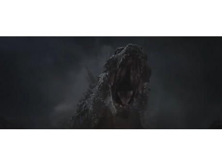 """Kadr z filmu """"Godzilla"""" (źródło: youtube.com)"""