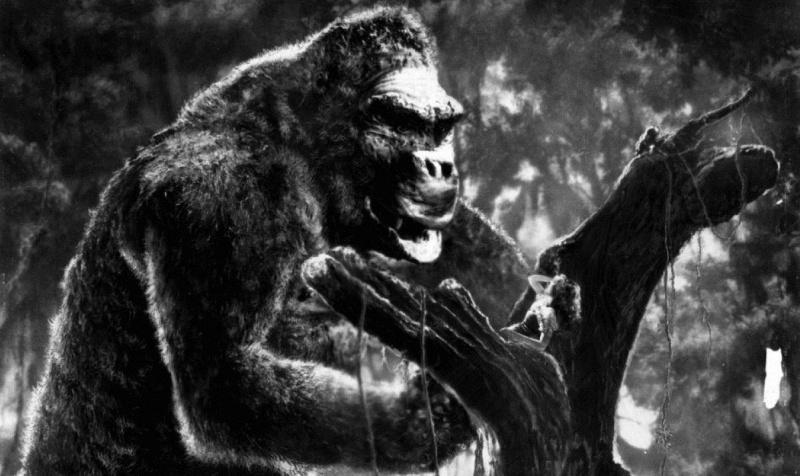 King Kong (źródło: wikimedia.org)