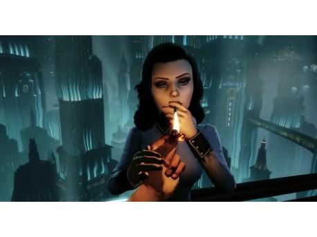 """Screen z gry """"BioShock Infinite: Burial at Sea"""" (źródło: youtube.com)"""