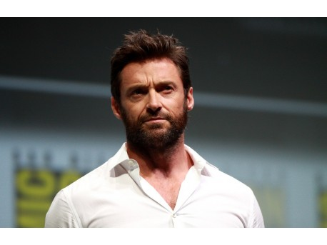 Hugh Jackman (fot. Gage Skidmore) https://www.flickr.com/photos/gageskidmore/