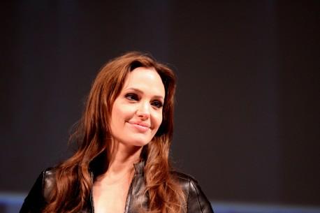 Angelina Jolie (fot. Gage Skidmore) https://www.flickr.com/photos/gageskidmore/