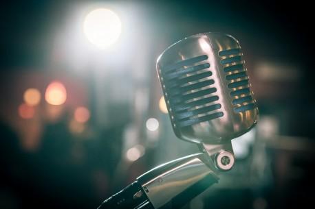 Mikrofon  https://www.flickr.com/photos/saaste/ Saaste