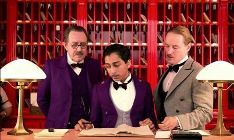 """Kadr z filmu """"Grand Budapest Hotel"""" (źródło: youtube.com)"""