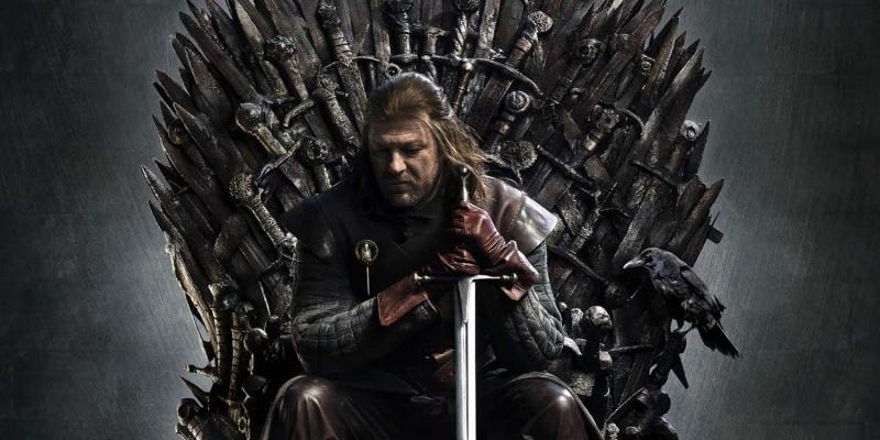 Sean Bean jako Ned Stark (źródło: www.tvovermind.com)