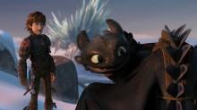 Pokochać smoka - Jak wytresować smoka 2;smok;Szczerbatek;Czkawka;DeBlois;przygodowy;fantasy;animacja;smoki;
