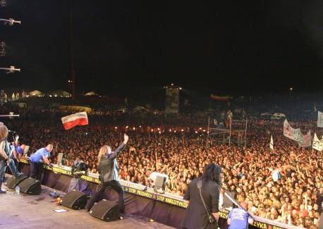 Przystanek Woodstock (źródło: wikimedia.org)