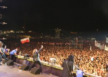Siema Przystanek Woodstock 2014! - Przystanek Woodstock;2014;festiwal;Kostrzyn nad Odrą;Jurek Owsiak;muzyka;rock;folk;blues;indie;alternatywa