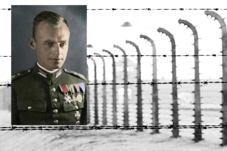 Witold Pilecki (źródło: wikimedia.org) http://www.flickr.com/photos/polandmfa