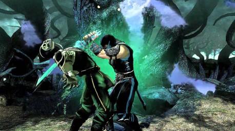 """Screen z gry """"Mortal Kombat 9"""" (źródło: youtube.com)"""