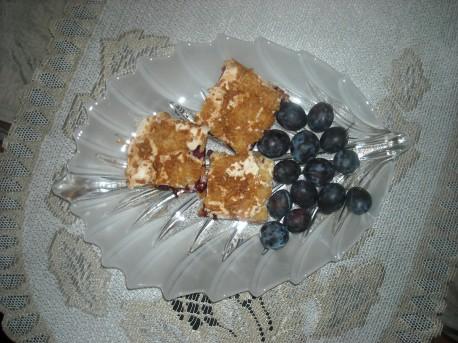 Ciasto ze śliwkami (fot. PJ)