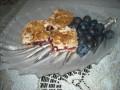 Ciasto ze śliwkami - ciasto;śliwki;węgierki;wypiek;pyszne;sierpień;owoce;sezon