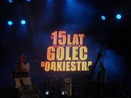 Golec uOrkiestra (fot. Przemysław Jankowski)