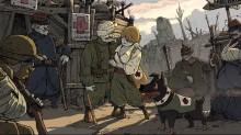 """""""Valiant Hearts"""" - Dwuwymiarowa wojna z przesłaniem - Valiant Hearts: The Great War;gra;platformówka;rocznica;przygodowa;dwuwymiarowa;I wojna światowa;hołd;przesłanie"""