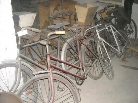 Stare rowery (fot. Przemysław Jankowski)