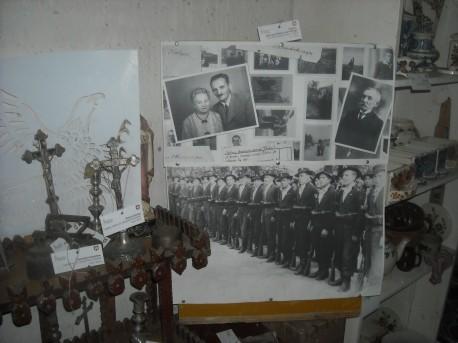 Galeria poświęcona odważnemu burmistrzowi Kowala z okresu okupacji (fot. Przemysław Jankowski)