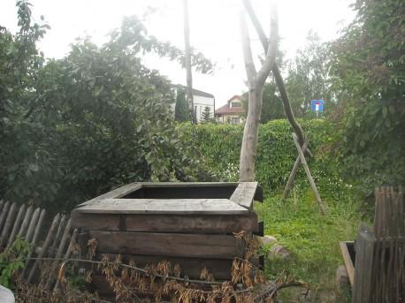 Studnia żuraw (fot. Przemysław Jankowski)